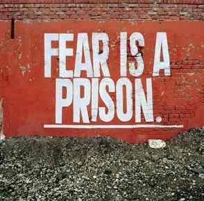 Strah iluzija zatvor