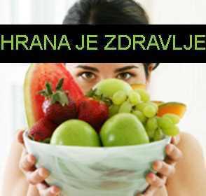 hrana je zdravlje