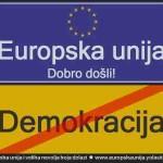 Glasajte za EU u sljedećim slučajevima ...