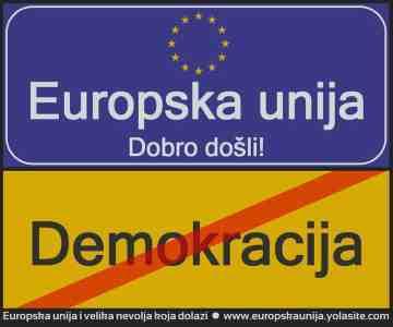 EU Demokracija