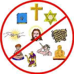 Ateizam kao urbani mit