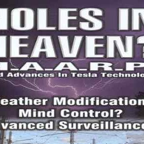 Rupe u nebu HAARP - Napredna Teslina Tehnologija