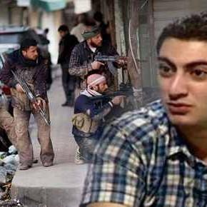 Sirijski pobunjenik pokajnik priznao: vijesti su se sistematski izmišljale za strane TV kanale