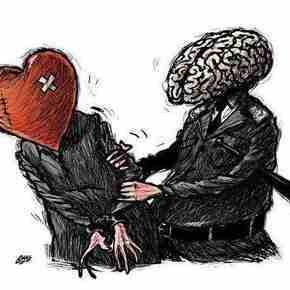 Ljubav je sebičnost...