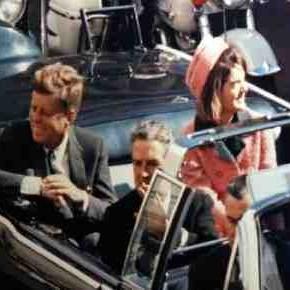Ritual žrtvovanja: ubojstvo J.F. Kennedya