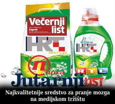 Mediji jutarnji vece htv rtl 1