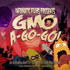 Animirani film o GMO hrani