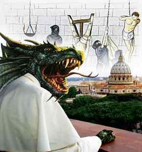 Papa inkvizicija jezuiti