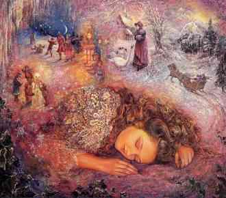 Sanjanje san
