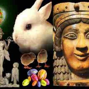 Poganski korijeni Uskrsa + VIDEO: Skriveno Na Otvorenom Prizoru