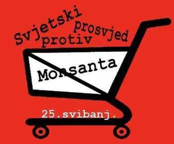 Monsanto prosvjed