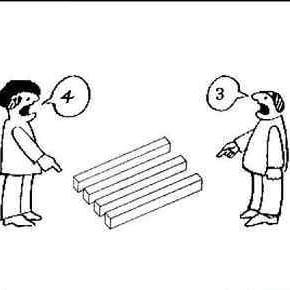 Tko je u pravu?... Tko percipira ISTINU?