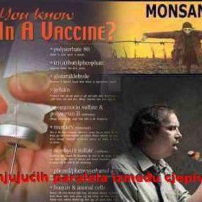 Šest zapanjujućih paralela između cjepiva i GMO-a