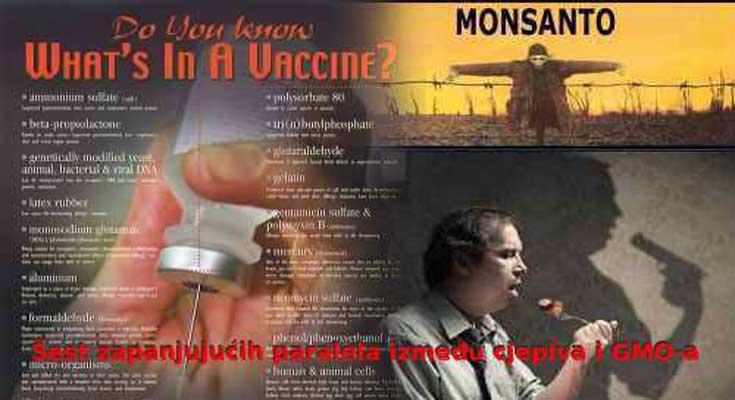 Cjepiva GMO