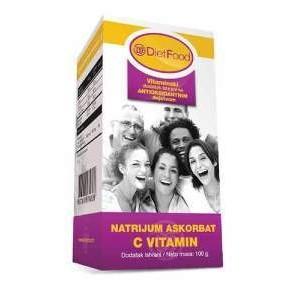 NATRIJ (Sodium) ASKORBAT - Preventiva za dug i zdrav život