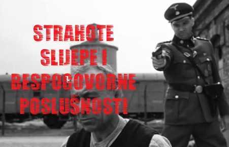 Nacisti POSLUSNOST