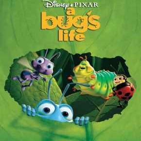 """Preporuka crtanog filma """"Život buba"""" (A Bug's Life)"""