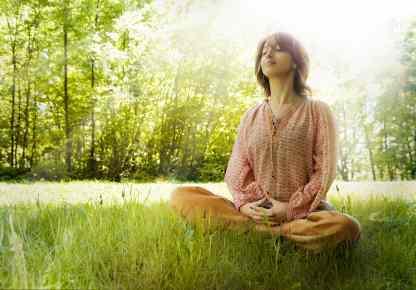 Mir Meditacija Sada