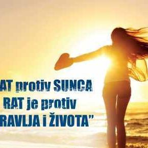 Uživajte u sunčanju, ne nasjedajte na laži!