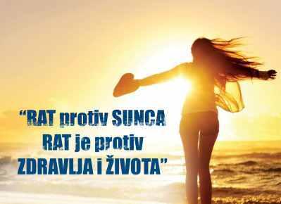 Sunce lijek zdravlje copy