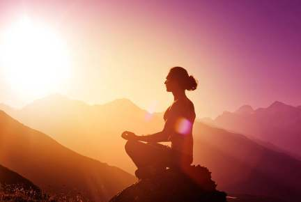 Meditacija misao um
