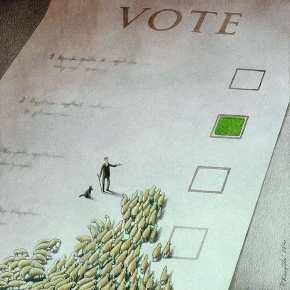 Zablude današnjeg vremena VI:  Iluzija slobode političkog glasanja (dio drugi)