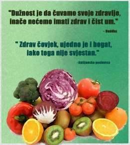 Zdravlje prehrana um bogatstvo 2