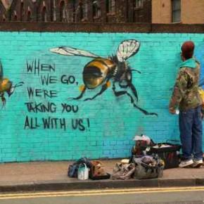 Marijan Jošt: Kad izumru pčele...