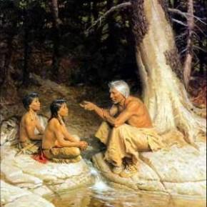 Mudrost starih Indijanaca - Sve je međusobno povezano VIDEO