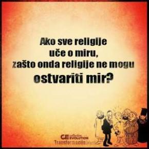 O religijama... temelju manipulacije i kontrole ljudima