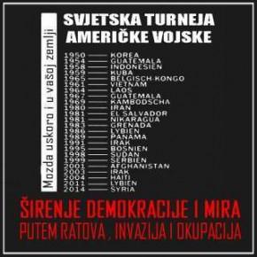 """Propaganda i imperijalizam - Novi/stari načini širenja """"demo(n)kracije"""" i """"(ne)mira"""""""
