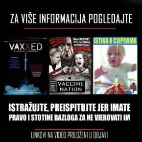 V I D E O Namjerno izazivaju autizam i uništavaju imunološki sustav cjepivima kako bi stvorili doživotne mušterije
