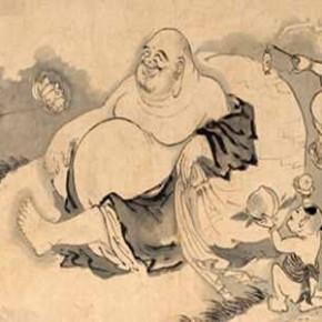Buddha Koji Se Smije