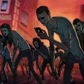 Epidemija opsjednutosti mobilnim uređajima – prava zombi apokalipsa