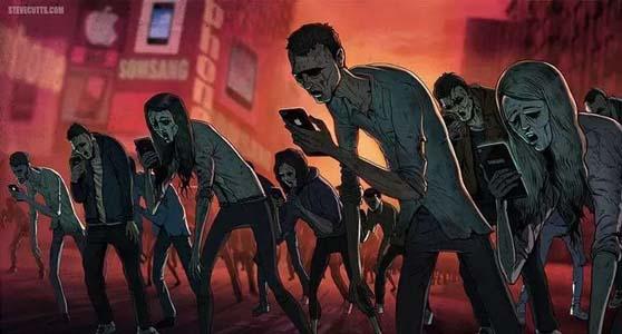 mobiteli zombi