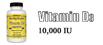 Vitamin D3 10000 IU