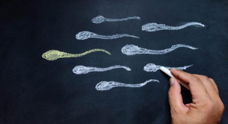 neplodnost spermiji