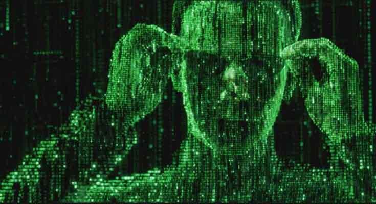 matrix holografski svemir