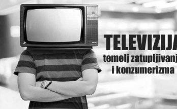 TV – Temelj zatupljivanja i konzumerizma