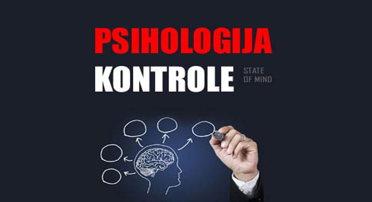 Psihologija kontrole