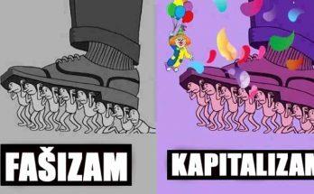 fašizam i kapitalizam
