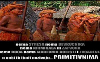 primitivni civilizirani