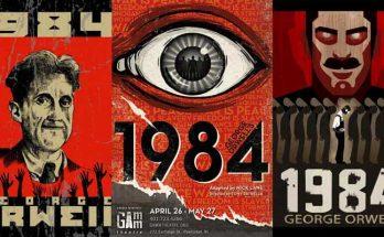 george orwell totalitarizam