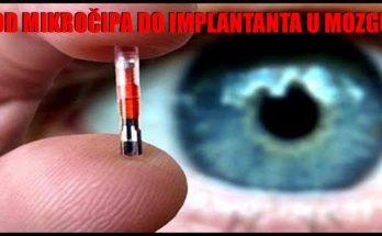 mikročip inplantant