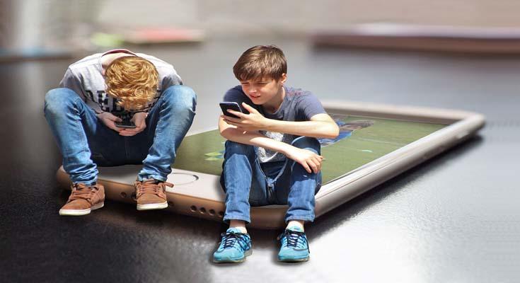 mobiteli djeca zdravlje autizam