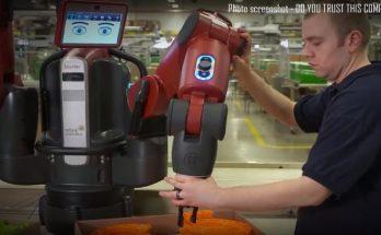 umjetna inteligencija robot UI AI