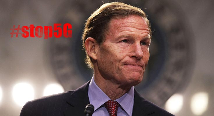 Richard Blumenthal 5G