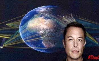 5G sateliti iz svemira